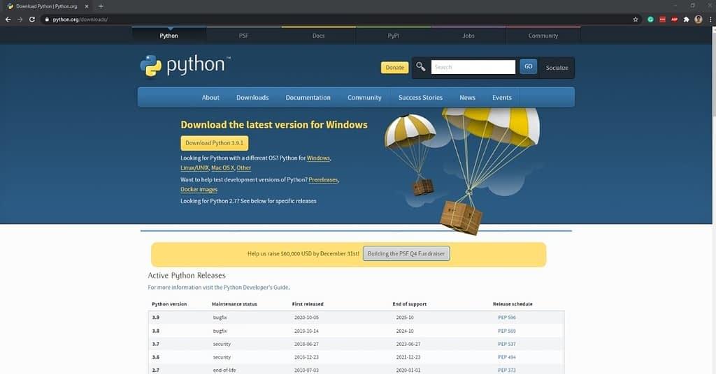 Download-Python