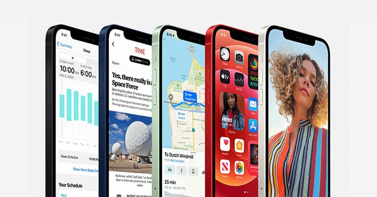 iPhone 12 Series Arrives with 5G: Apple Disappointed Gamers with 60Hz Display